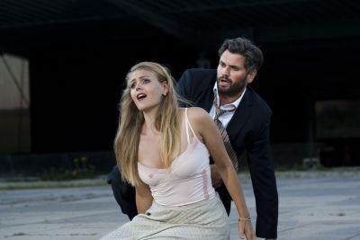 Pressebillede.Mozarts Don Giovanni. Opera Hedeland 2012