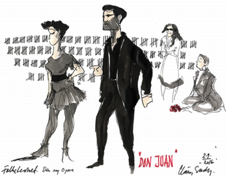 Folketetret - Den Ny Opera, DON JUAN 2.9.16